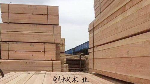 【创秋木业】建筑木方,模板,装潢板材
