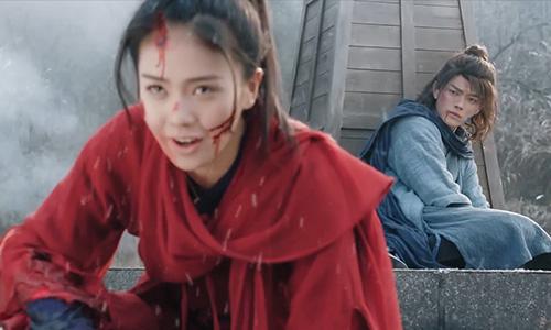 《招摇》第2集:路招摇闯荡江湖救下厉尘澜