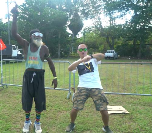 最夯游记:牙买加广场舞