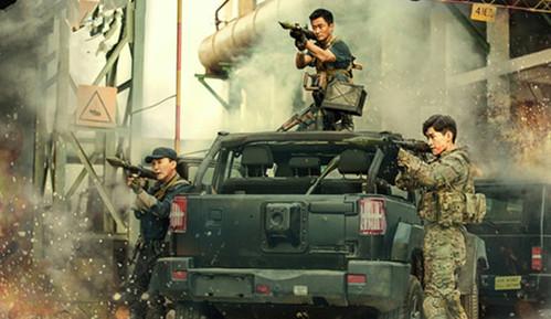 广式妹纸825期《战狼2》票房破50亿,成功进入全球票房榜100名