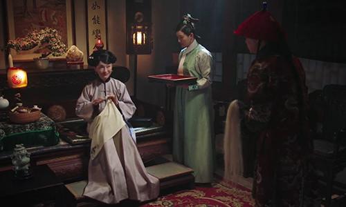 《如懿传》第4集看点:青樱守孝 如意传情