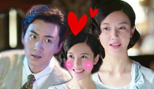 广式妹纸1138期《红蔷薇》陈晓狂撩杨子珊,假戏真做成甜蜜爱人