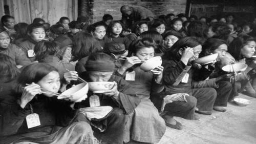 """多年前中国发生一场""""奇灾"""",凡事经历过的人,都称几千年难见"""