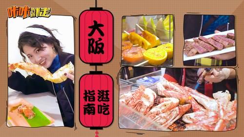 大阪逛吃指南!久负盛名天下厨房,让你吃到扶墙出!