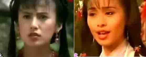 图片上的这两个古装美女出自哪部电视剧