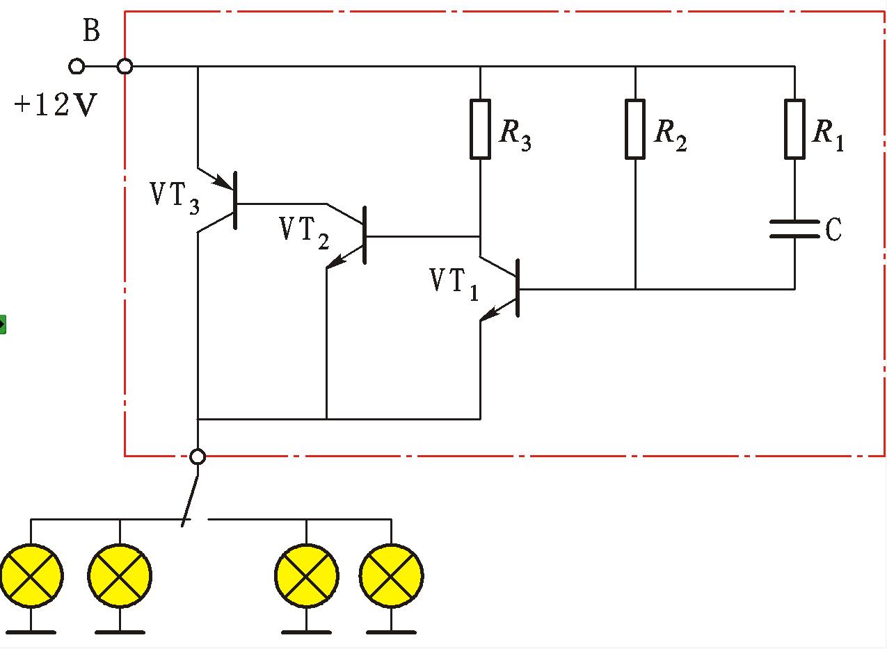 电动车喇叭电路图图片大全 电动车三合一喇叭接线图 电路图片