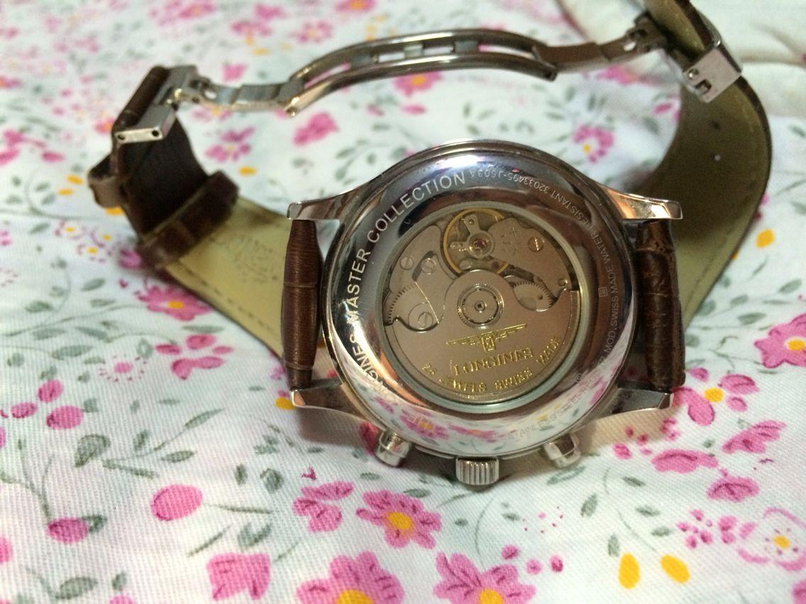 浪琴l2.669.4手表真的假的啊图片