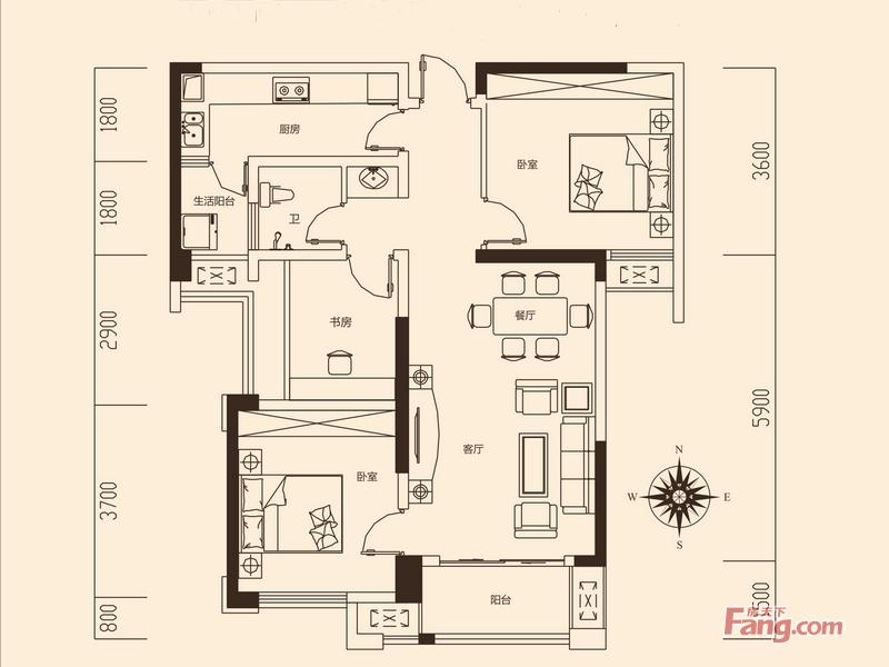 2014-10-21 12:21 提问者采纳 93平米的房子,如果做成美式农村风格