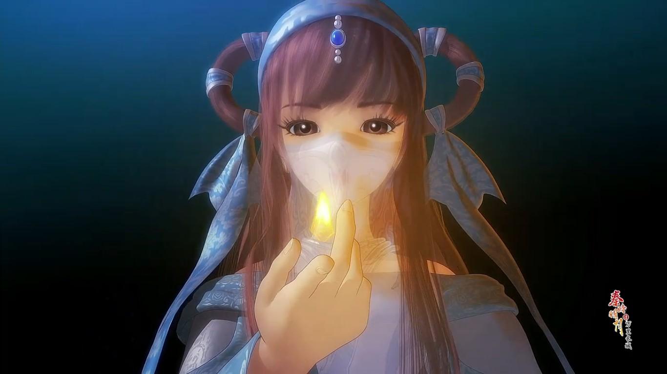 秦时明月最美女性角色
