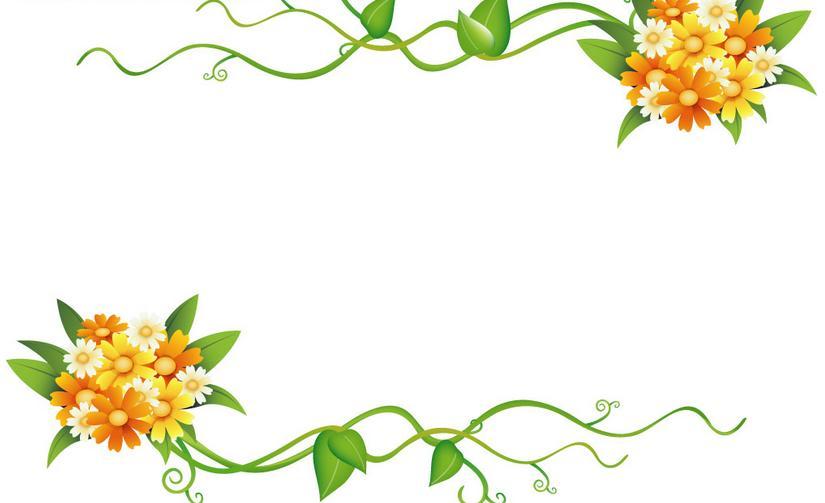 畅想春天手抄报的花边怎样设计