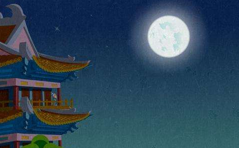 《夜宿山寺》的语言特色是什么?图片
