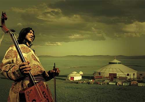 马头琴的故事的乐器来历图片