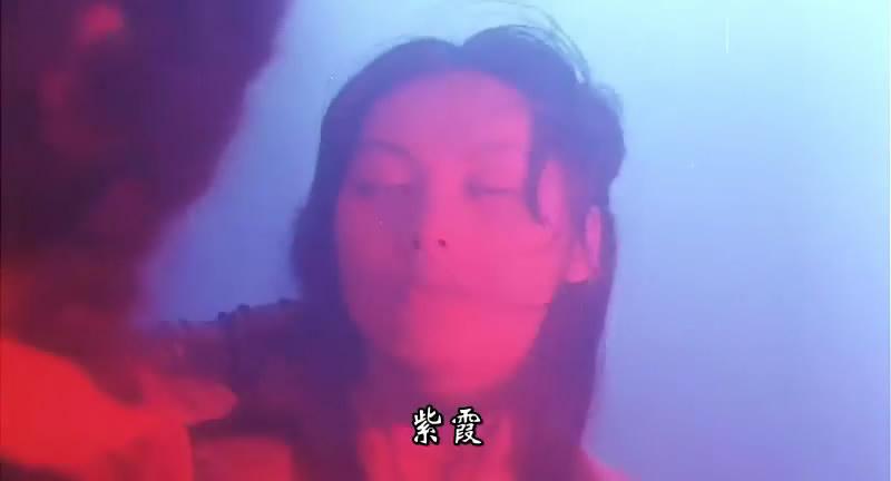 大话西游之大圣娶亲中,紫霞仙子被牛魔王误杀时放的音乐叫...
