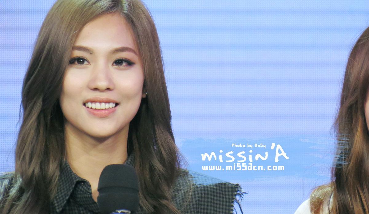 韩国miss a成员霏平时穿衣风格是怎么样的