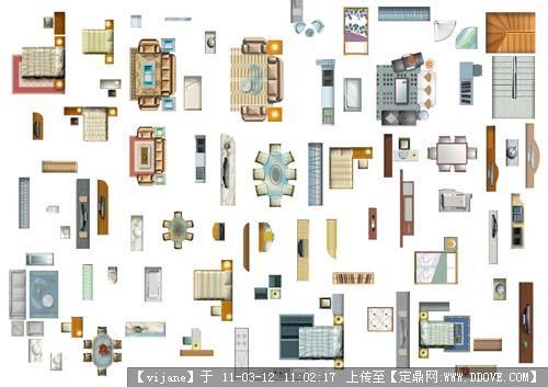 能给个室内设计的毕业设计图整套图 3d效果图,cad图,马上就要交毕业设图片