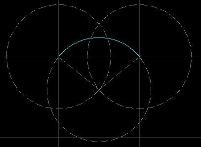 道路曲线半径计算公式