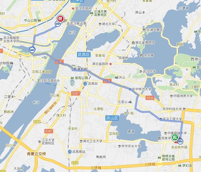 路18号_从光谷到江汉路18号