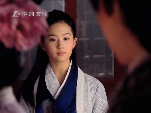 刘亦菲有男装出演的电视剧是哪一部?图片