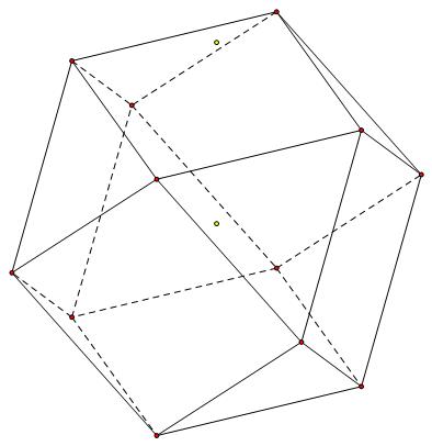 菱形三十面体内角和