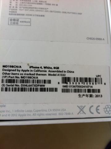 刚买的苹果x序列号以过期,序列号是dnpwg0gdjclf帮我看看这是不是翻新