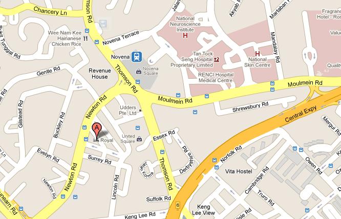 新加坡京华酒店地址