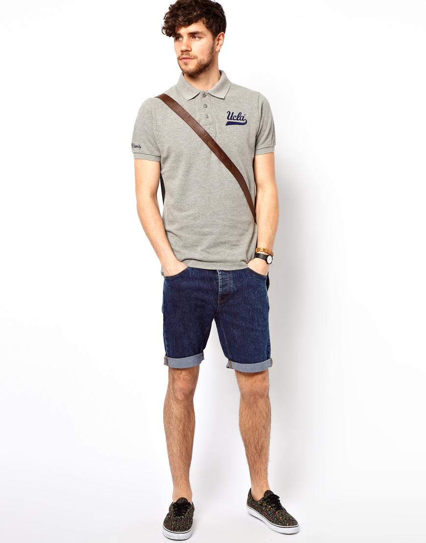 一米七男生夏季衣服搭配图 几个穿配技巧