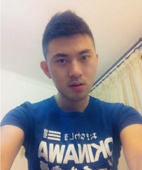 男生短发潮流发型