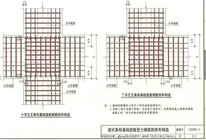 施工基础时,筏形基础和箱型基础有何不同图片