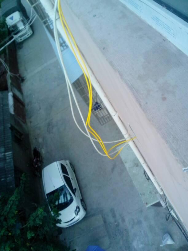 家用电路开关接线图 空气漏电开关 家用地线怎么接图片