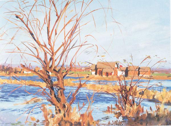 急~~~~~~ 16 2009-12-17 急 中学生参加学校的美术比赛 画什么好?图片