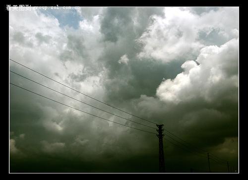 雷雨中描写了哪些景物