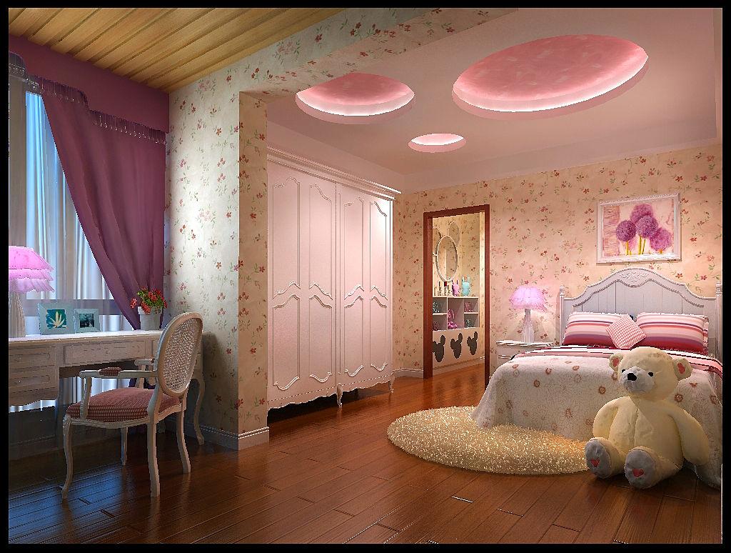高中女生家居卧室,给点装修建议?图片