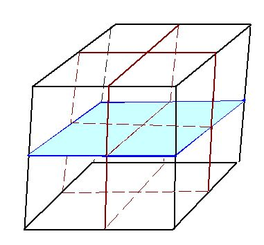 把一个长方体分成两个完全一样的正方体后,表面积增加图片