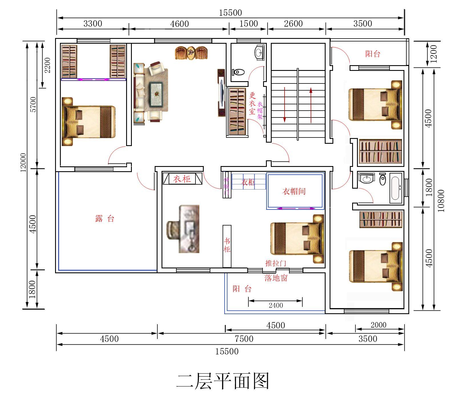 求一套完整的建筑施工图纸和完整的正确的手算清单工程量