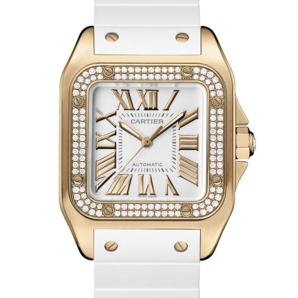 卡地亚女士手表