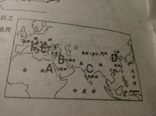 字母所代表的古代文明图片