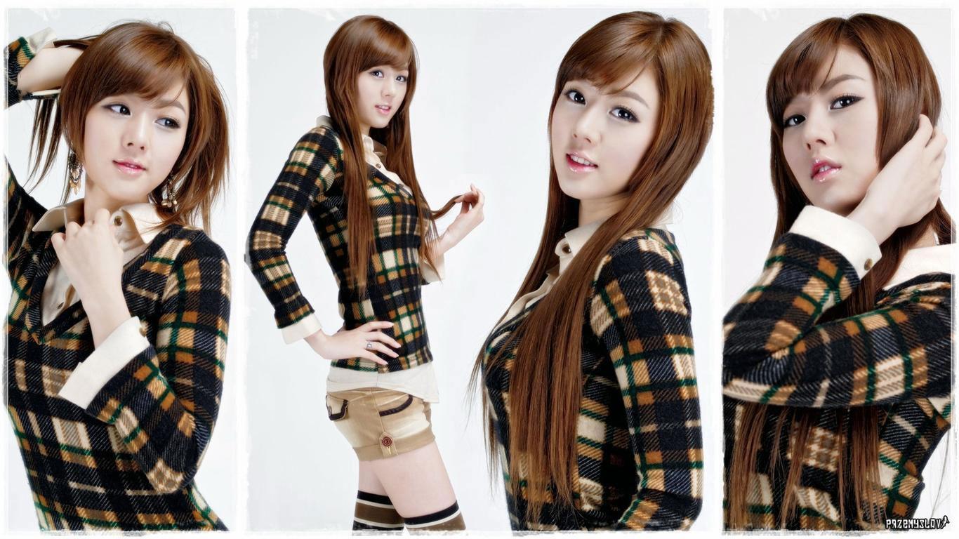 韩国美女最终进化有名字的美女侃侃照片