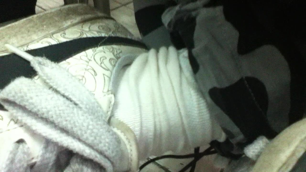 有各种白袜脚女生的图