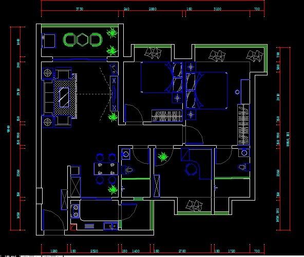 室内装修平面图怎么看要详细的 最好有视频的_百度知道; 图片