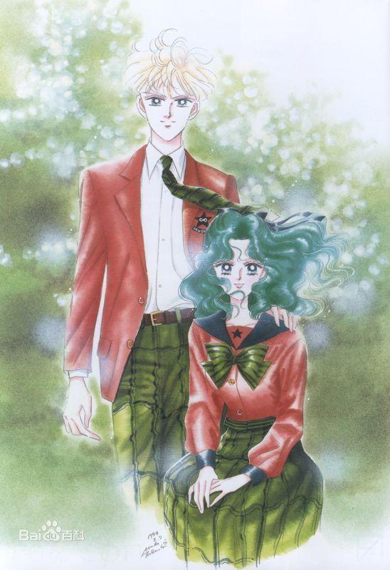 天王遥是著名日本动漫《美少女战士》中成员之一