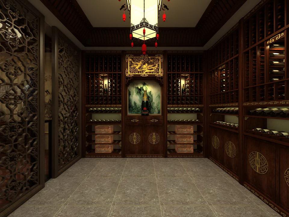哪个公司设计与施工红酒酒窖还行,能给酒窖效果图最好图片