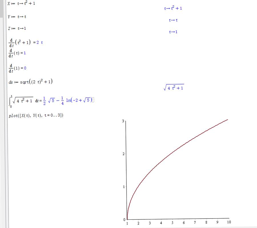 设向量r(t)={t^2+1t1}