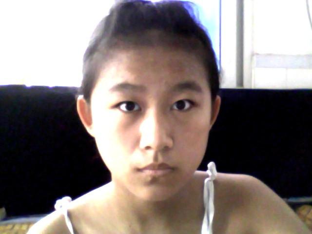 请问下像我这样 无刘海女生