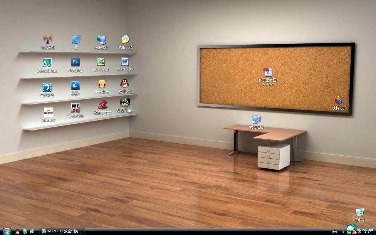 电脑桌面壁纸动态鱼图片 高清图片