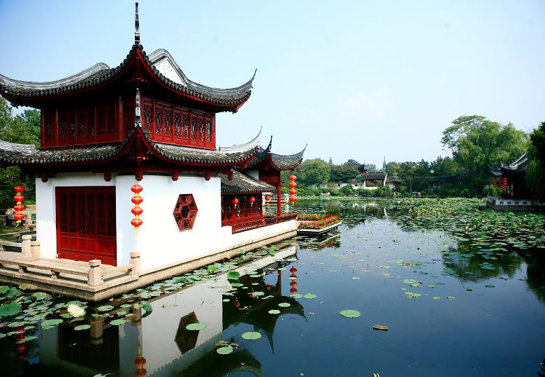 上海大观园好玩吗