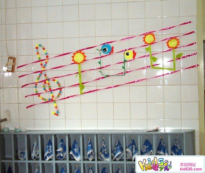 幼儿园音乐环境如何创设图片