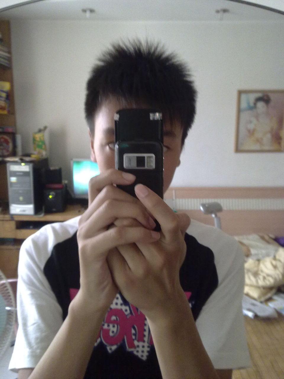 男生发型设计图片