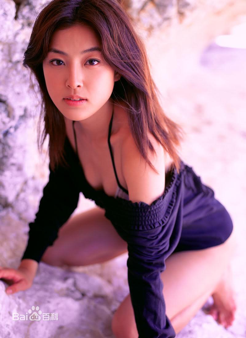 这个日本写真美女是谁啊
