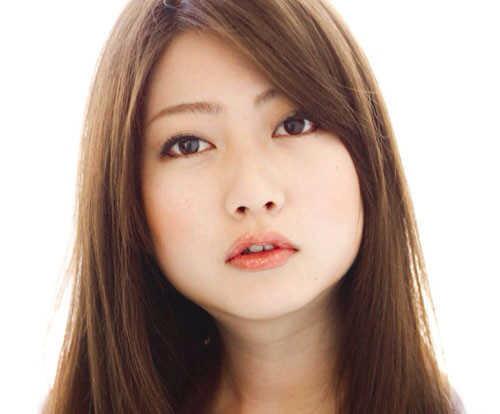 国字脸女生把头发扎起来适合什么刘海显脸小,还有适合图片