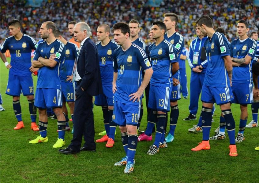 如何评价 2014 年世界杯德国对阵阿根廷的决赛?